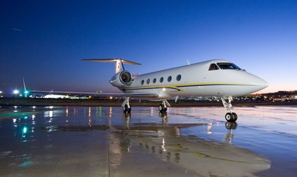 international charter flights