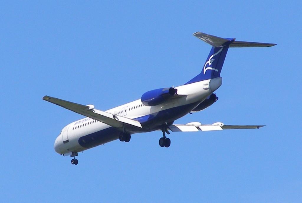 Fokker 100-Regional Jet